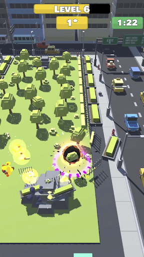 Code Triche Tornado.io 2 - The Game 3D apk mod screenshots 5