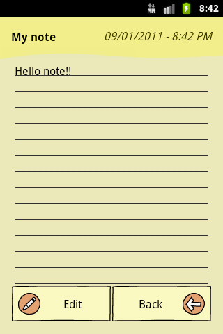 QuickNote Notepad Notes For PC Windows (7, 8, 10, 10X) & Mac Computer Image Number- 7