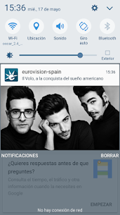 eurovision-spain | E-S Screenshot