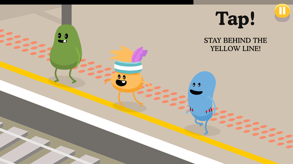 Dumb Ways to Die 2: The Games poster 2