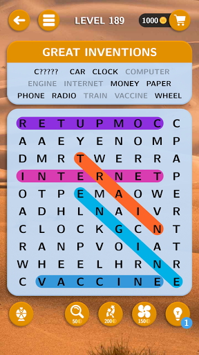 World of Word Search 1.4.0 screenshots 3