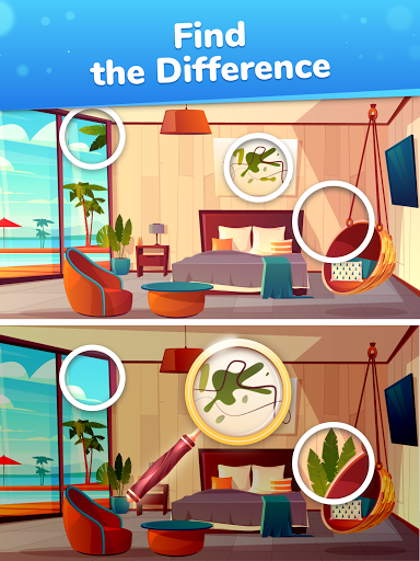 Differences - Stay focused to find them all 1.0.0 screenshots 11