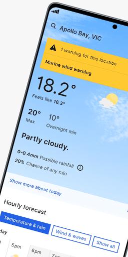 BOM Weather 4.1.0 Screenshots 1