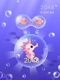 2048 Fishing MOD APK 1.14.5 (Purchase Free) 9