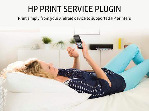 Foto do HP Print Service Plugin