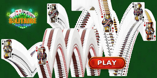 Spider Solitaire - Classic Solitaire Collection  screenshots 1
