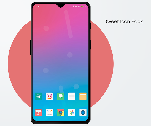 Sweet - Icon Pack