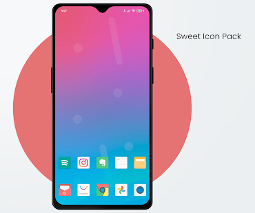 Sweet - Icon Pack 2.7 APK + Mod (Patched) for Android