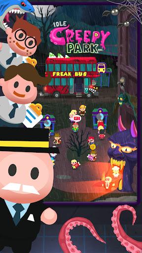 Idle Creepy Park Inc. 1.0.0 screenshots 1