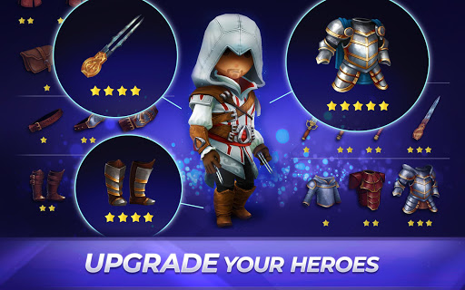 Assassin's Creed Rebellion: Adventure RPG 3.0.0 screenshots 19