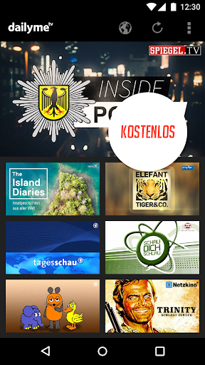 dailyme TV, Serien, Filme & Fernsehen TV Mediathek  screenshots 3
