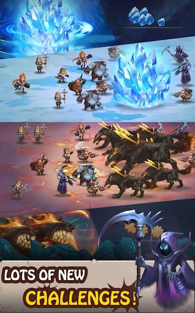 Mine Legend 2 - Idle Miner RPG screenshot 16