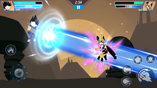 Stick Shadow Fighter - Supreme Dragon Warriors 1.1.8 Screenshots 8