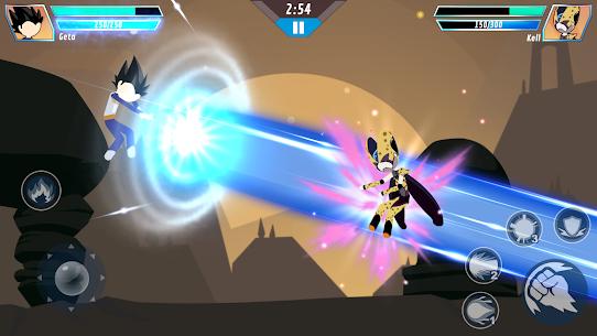 Stick Shadow Fighter APK MOD 1.1.8 (Unlimited Money/Skill) 8