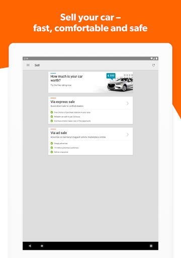 mobile.de u2013 Germanyu2018s largest car market 8.15.2 Screenshots 21