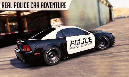 Real Police Car Simulator: Police Car Drift Sim android2mod screenshots 3