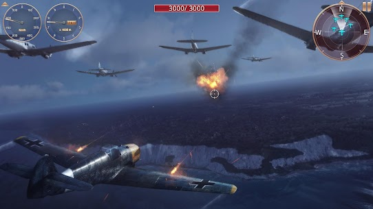 Sky Gamblers: Storm Raiders 2 MOD (Unlimited Weapons/Medals) 3