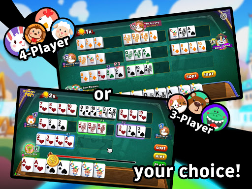 Rummy Pop! The newest, most exciting Rummy Mahjong 1.2.40 screenshots 3