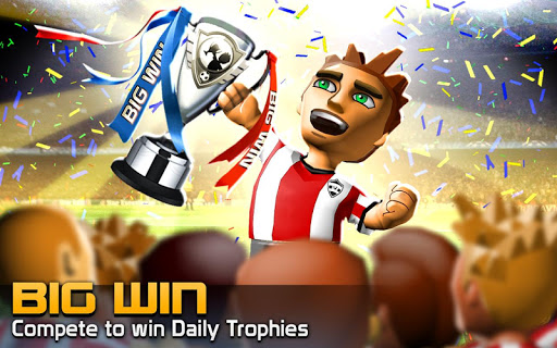 BIG WIN Soccer: World Football 18 4.1.4 Screenshots 4