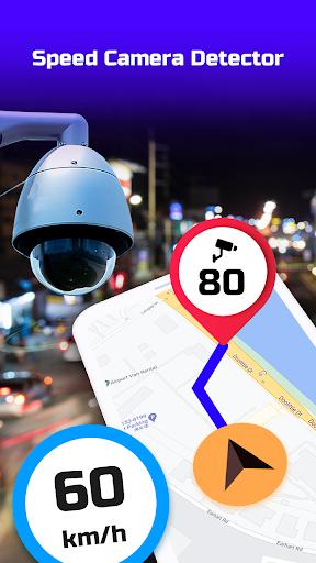Speed Camera Radar - Police Detector & Speed Alert apktram screenshots 3