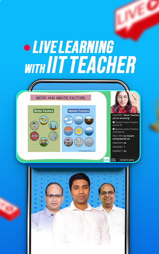 Foto do Oda Class: LIVE Learning App for Class 3-12