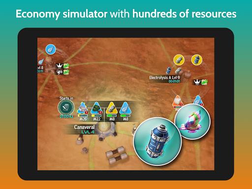 Mars Tomorrow - Be A Space Pioneer and Tycoon screenshots 15