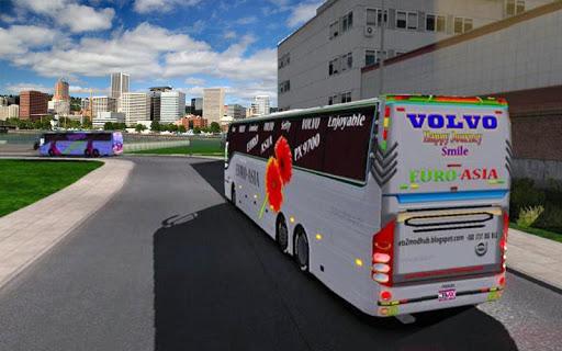 US Smart Coach Bus 3D: Free Driving Bus Games 1.0 Screenshots 11