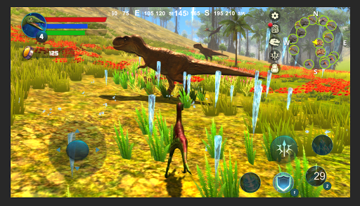 Compsognathus Simulator 1.0.5 screenshots 7