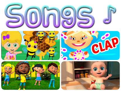 Nursery Rhymes & Kids Songs (Offline 40+ Songs)