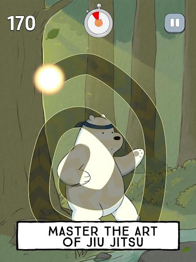 We Bare Bears - Free Fur All: Mini Game Arcade  Screenshots 20