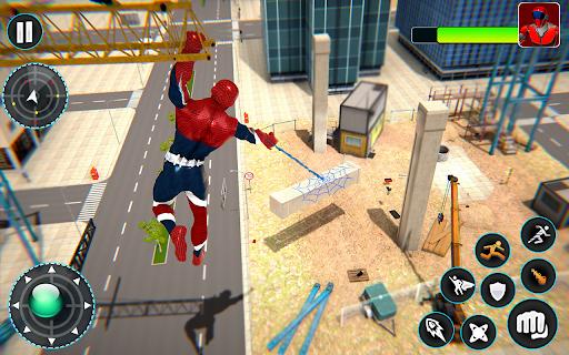 Flying Robot Hero - Crime City Rescue Robot Games 1.7.7 Screenshots 23