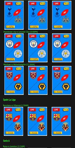 MM Sport Live 4.6 Screenshots 2