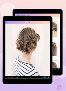 Hairstyles step by step 1.24.1.0 Screenshots 11