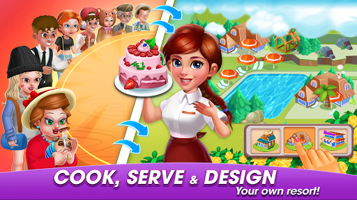 Cooking World: Diary Cooking Games for Girls City 2.1.3 Screenshots 17