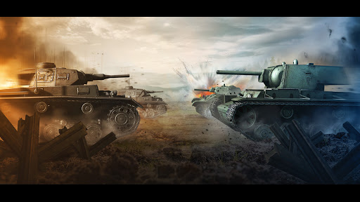 Grand Tanks: Free Second World War of Tank Games screenshots 15