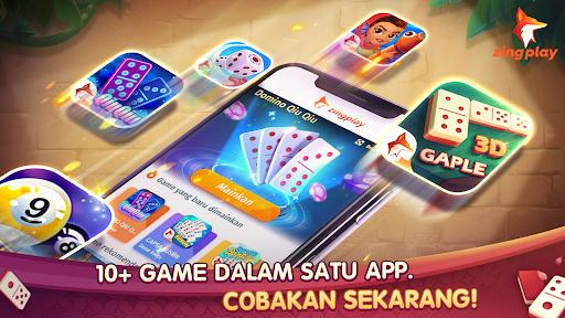 Domino Gaple 3D ZingPlay Game Gratis Seru Online  screenshots 16
