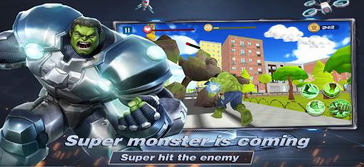 Super City Herouff1aCrime City Battle  screenshots 7