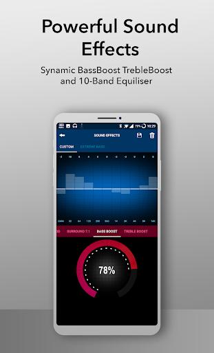 Music Player 3D Surround 7.1 (FREE)  Screenshots 4