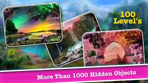 100 levels love hidden objects game screenshot 1