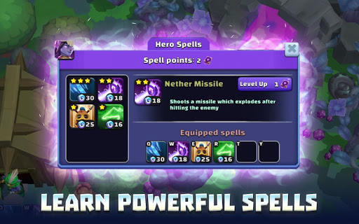 Summon Revolt: Magic Battle apkpoly screenshots 14