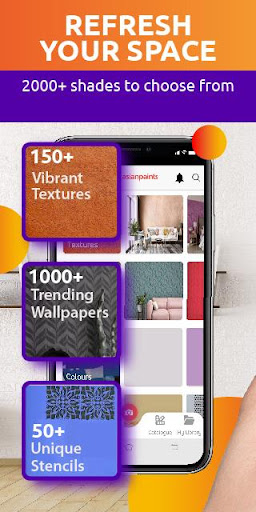 Colour with Asian Paints - Wall Paint & Design App  screenshots 3