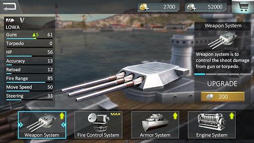 Warship Attack 3D 1.0.7 screenshots 8