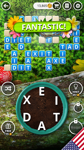 Garden of Words - Word game  Screenshots 16