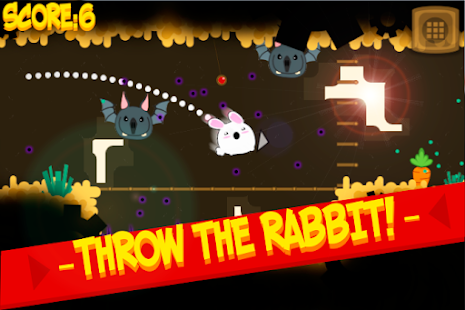 ANGRY RABBIT Screenshot