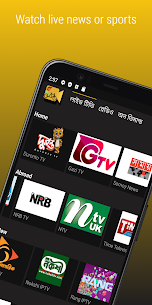 BDCast – Bangla Live TV,Radio 2
