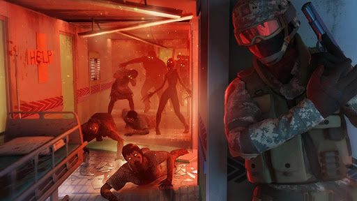 Zombie Critical Strike- New Offline FPS 2020 2.1.1 screenshots 9