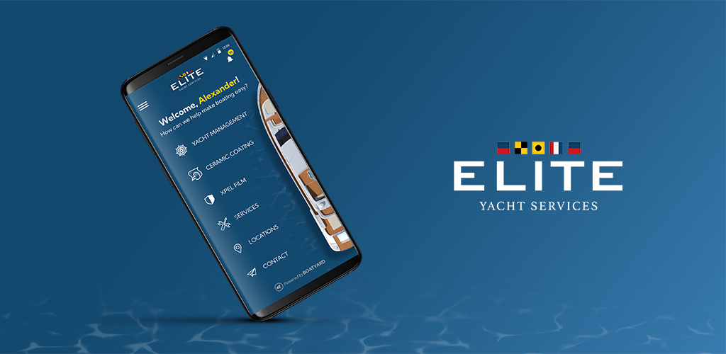 Elite Yacht Services screenshot 3