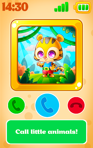 Babyphone - baby music games with Animals, Numbers  screenshots 2