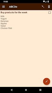 ABCDo To-do list 2.11 Android APK Mod 2
