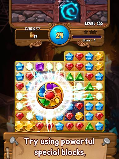 Jewels Time : Endless match 2.10.1 screenshots 11